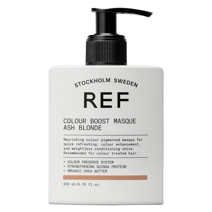 REF Colour Boost Masque Ash Blonde (200 ml)