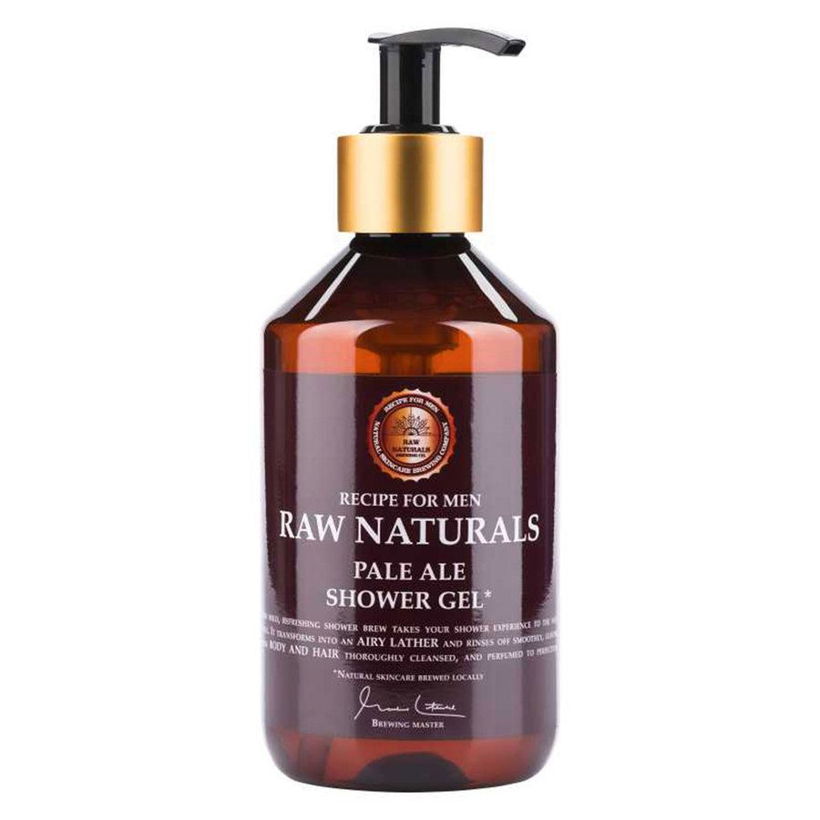 Raw Naturals Pale Ale Shower Gel (300 ml)