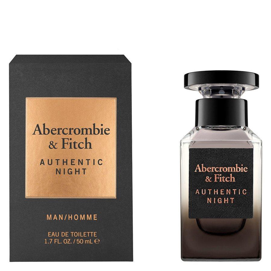 Abercrombie & Fitch Authentic Night Eau De Toilette (50ml)