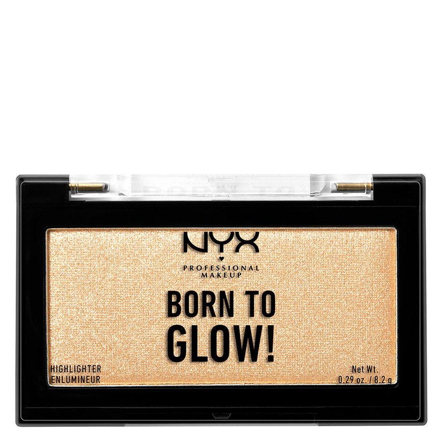 NYX Professional Makeup Born To Glow Highlighter Singles, Chosen One