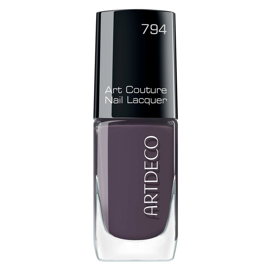 Artdeco Art Couture Nail Polish, 794 Dimgray (10 ml)