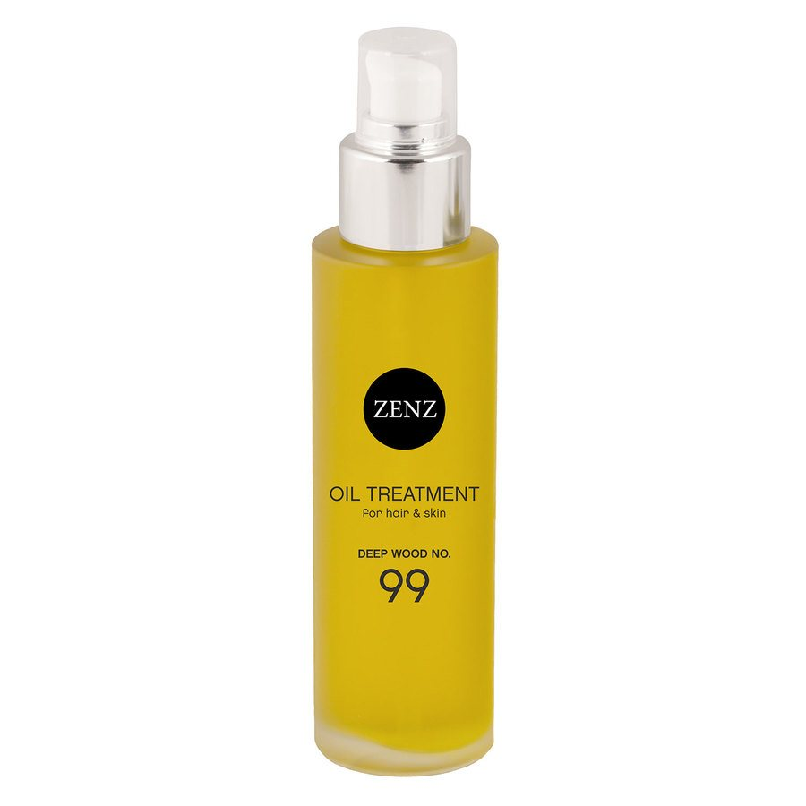 Zenz Organic No. 99 Oil Treatment, Deep Wood (100 ml)