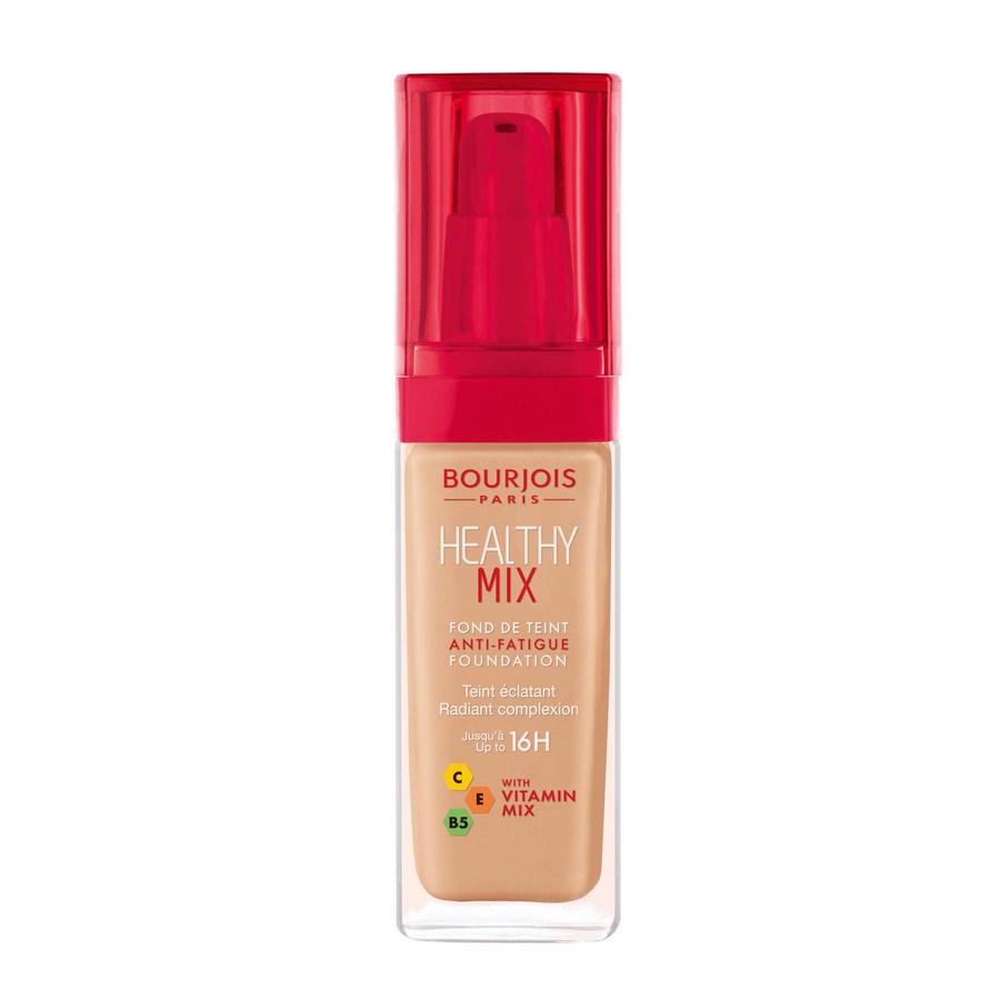 Bourjois Healthy Mix Anti-Fatigue Foundation, 55 Dark Beige (30 ml)