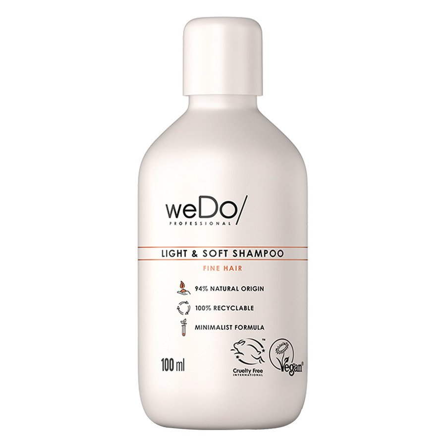 weDo/ Light & Soft Shampoo (100 ml)