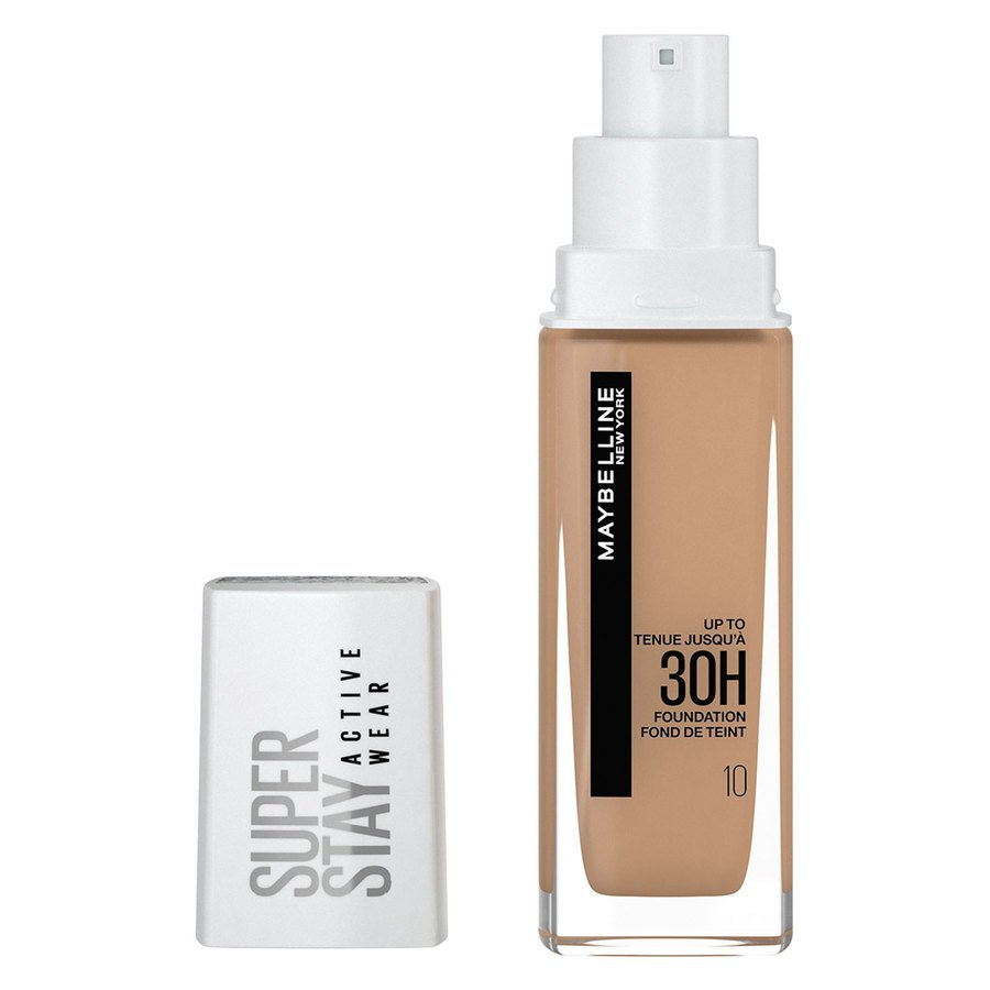 Maybelline 30H Superstay Active Wear Foundation, Ivory 30 ml
