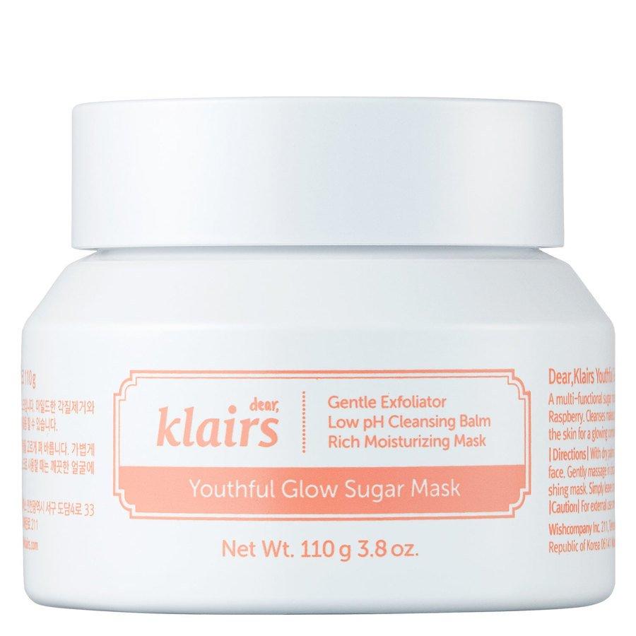 Klairs Youthful Glow Sugar Mask (110g)