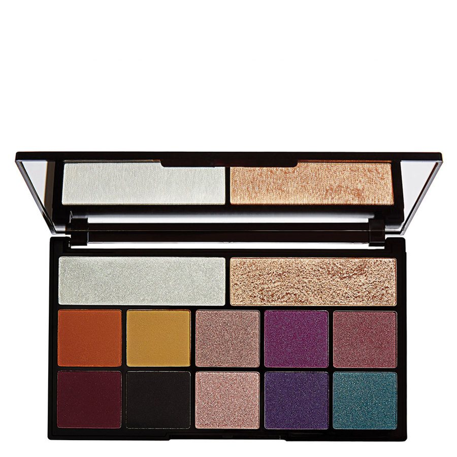 Makeup Revolution X Carmi Kiss Of Fire Palette 16g