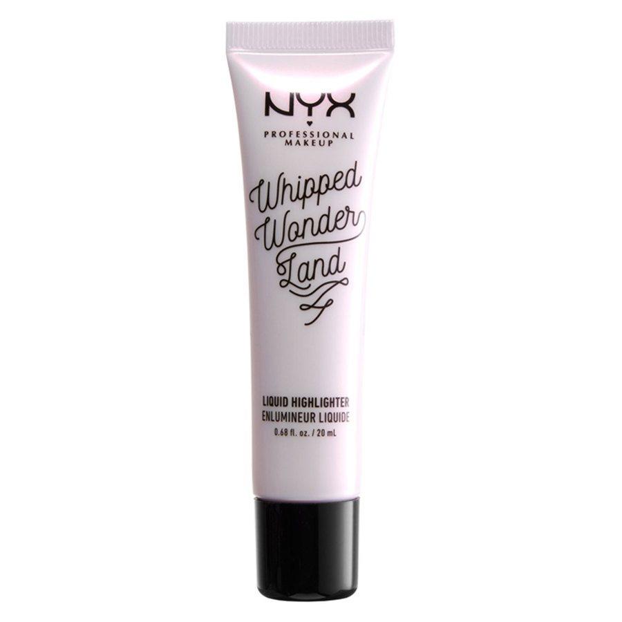 Nyx Professional Makeup Whipped Wonderland Liquid Highlighter (20 ml)