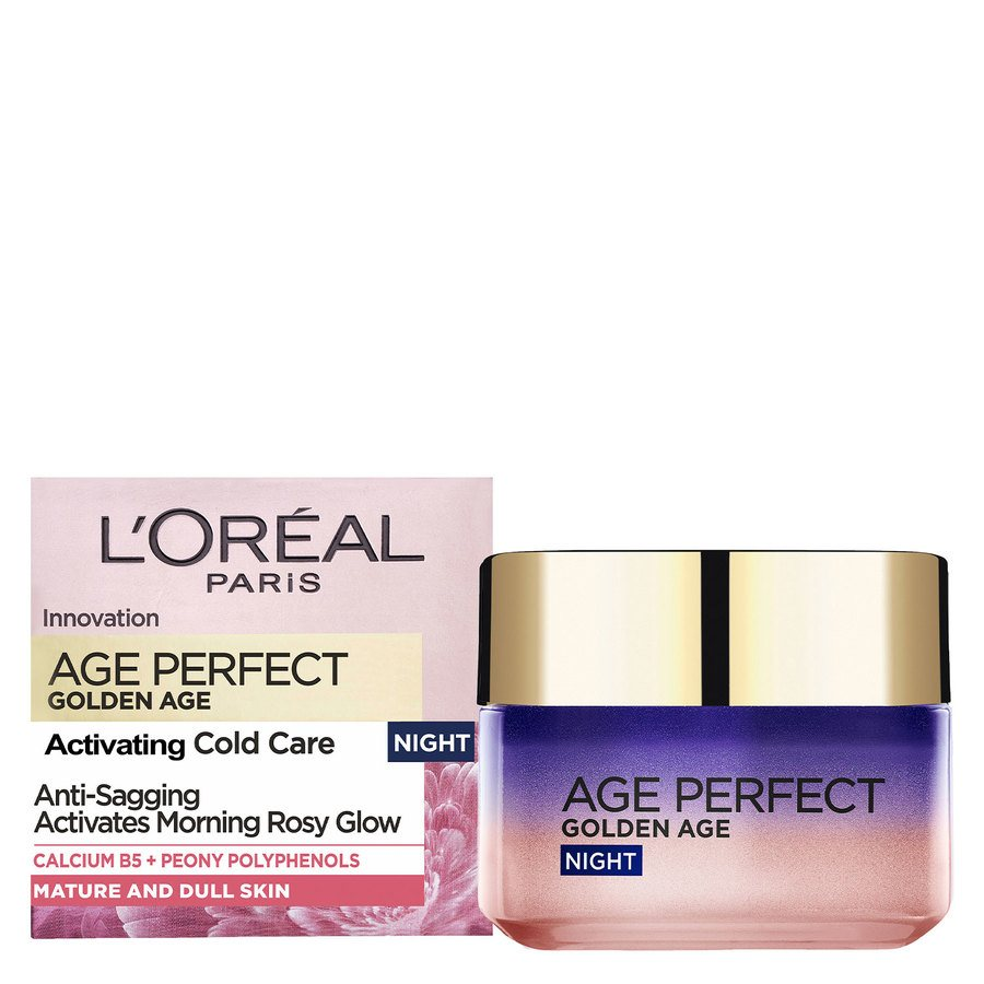 L'Oréal Paris Age Perfect Golden Age Night Cream (50 ml)