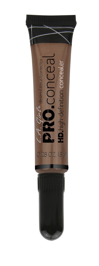 L.A. Girl Cosmetics Pro Conceal HD Concealer, Dark Cocoa GC988 (8g)