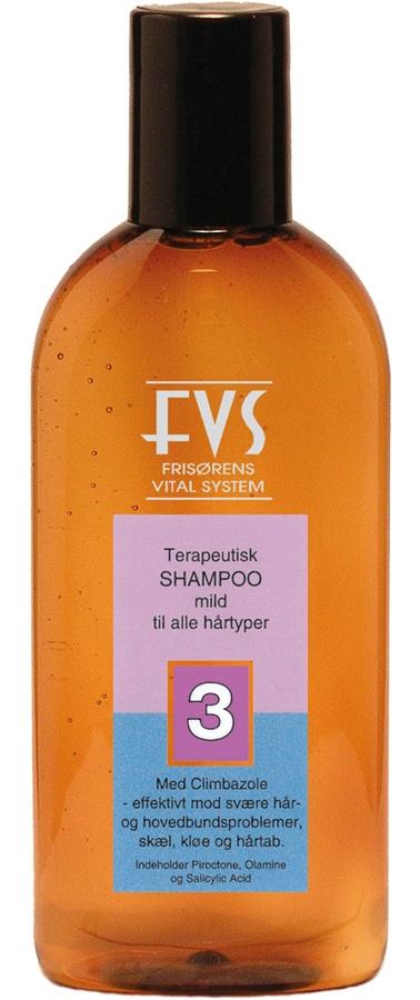 FVS Frisörens Vital System Shampoo Nr. 3 (215 ml)