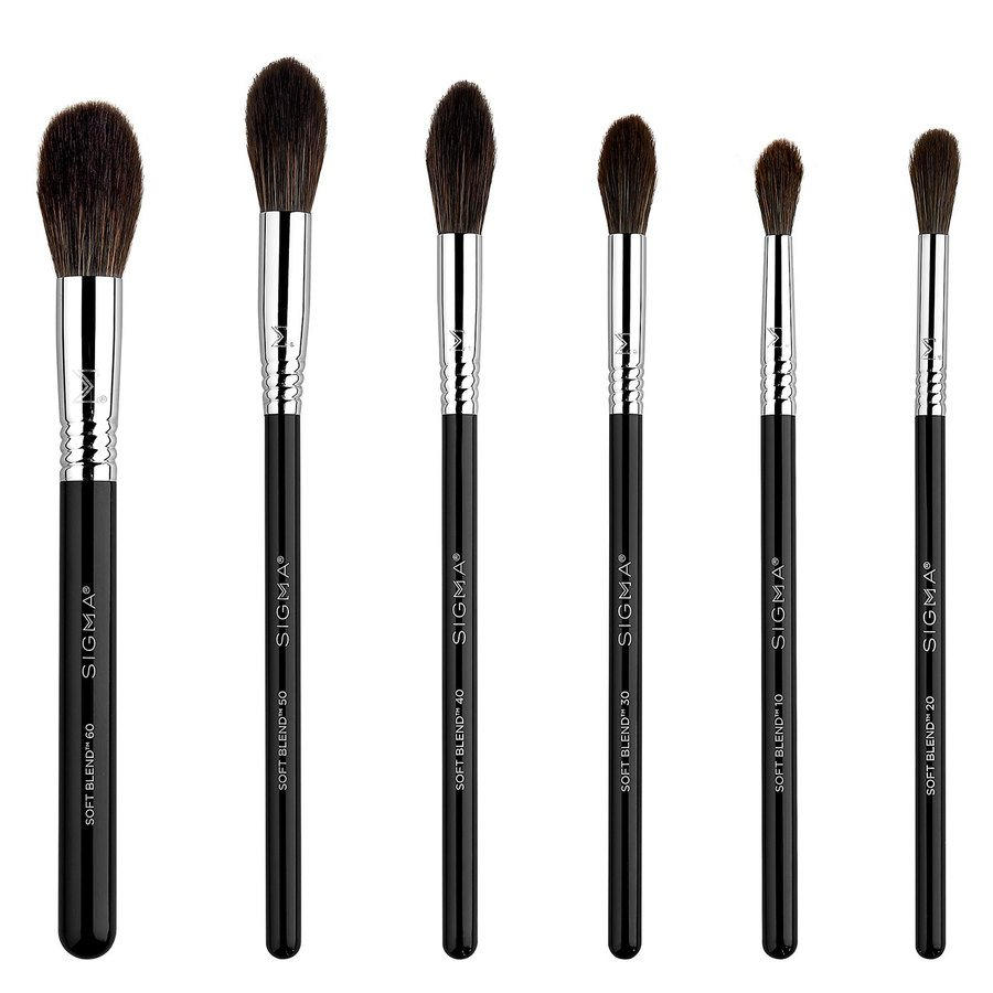 Sigma Soft Blend™ Brush Set