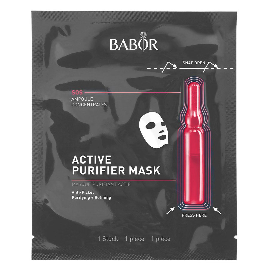 Babor Active Purifier Mask (1 St.)