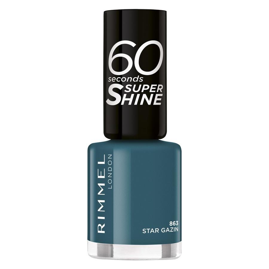 Rimmel London 60 Seconds Super Shine, 863 (8 ml)