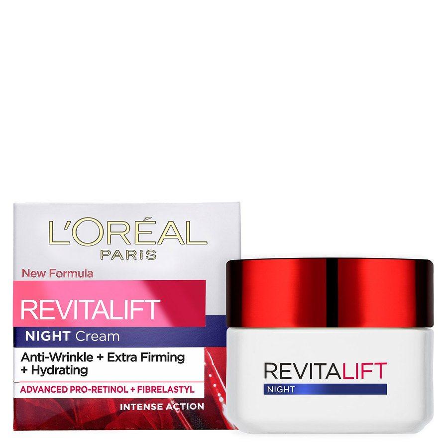 L'Oréal Paris Revitalift Night Cream (50 ml)