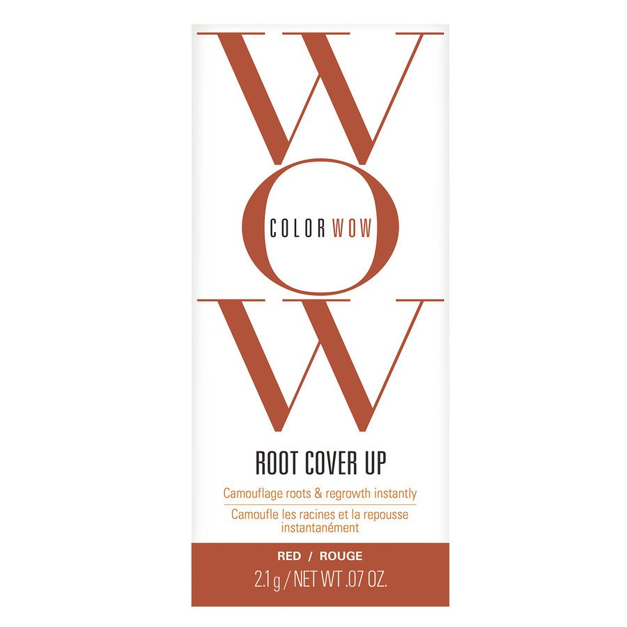 Color Wow Root Cover Up Red (2,1 g)