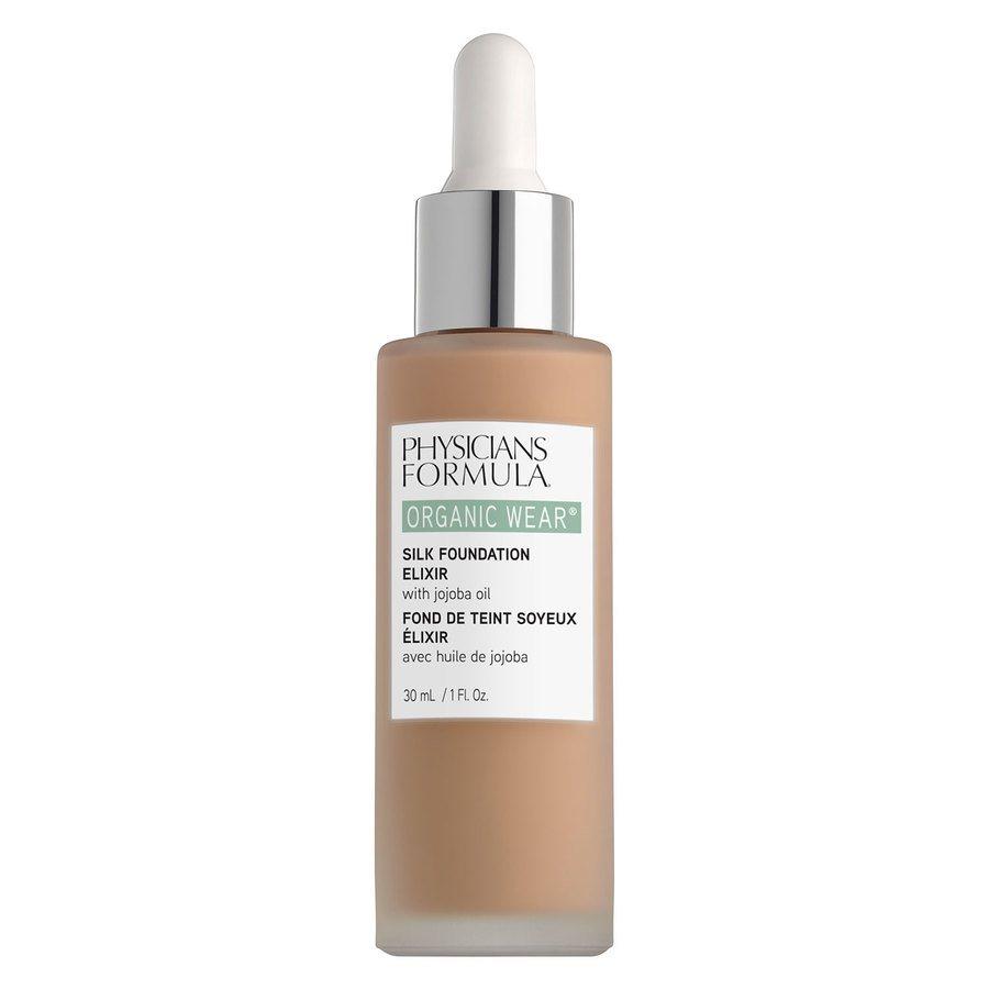 Physicians Formula Organic Wear®Silk Foundation Elixir, 04 Light-to-Medium (30 ml)
