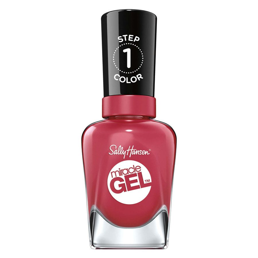 Sally Hansen Miracle Gel, #256 Proper P-Rose (14,7 ml)