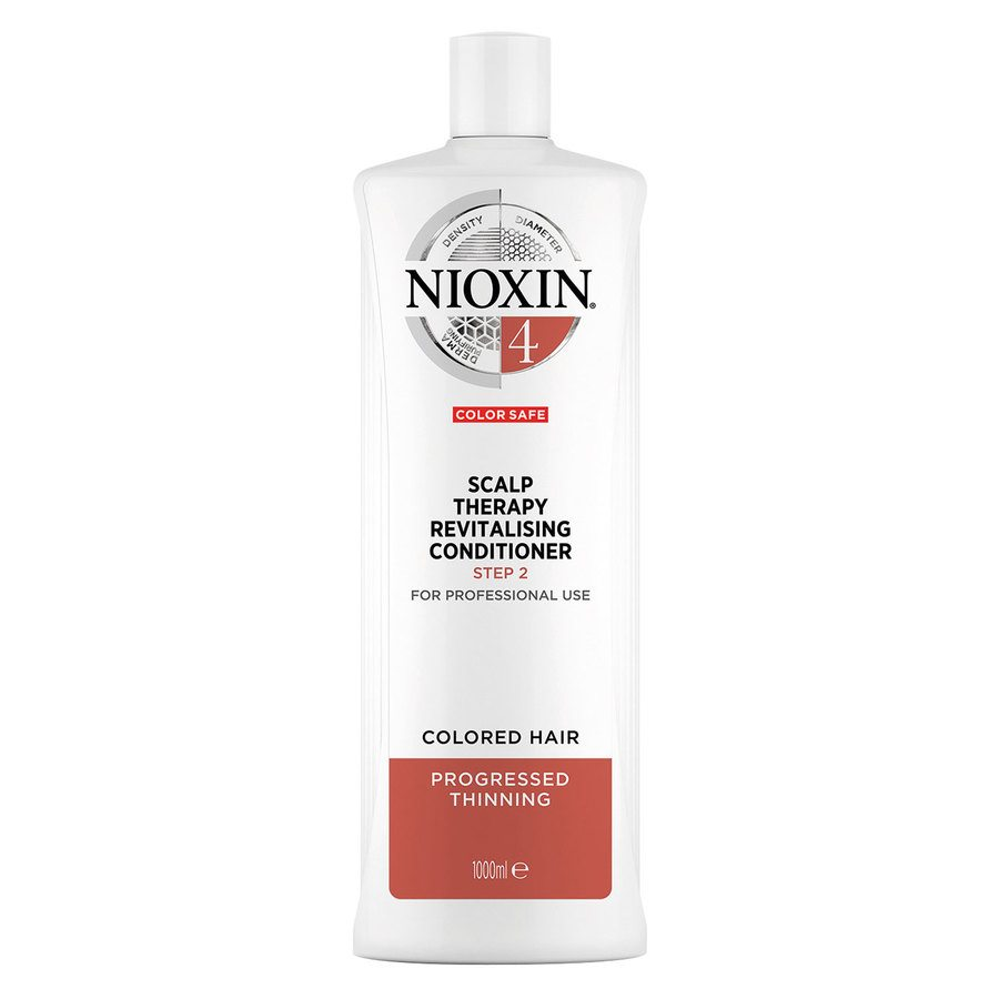 Nioxin System 4 Scalp Therapy Revitalizing Conditioner (1000 ml)