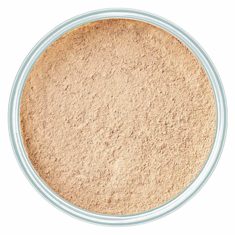 Artdeco Mineral Powder Foundation, #04 Light Beige 15g