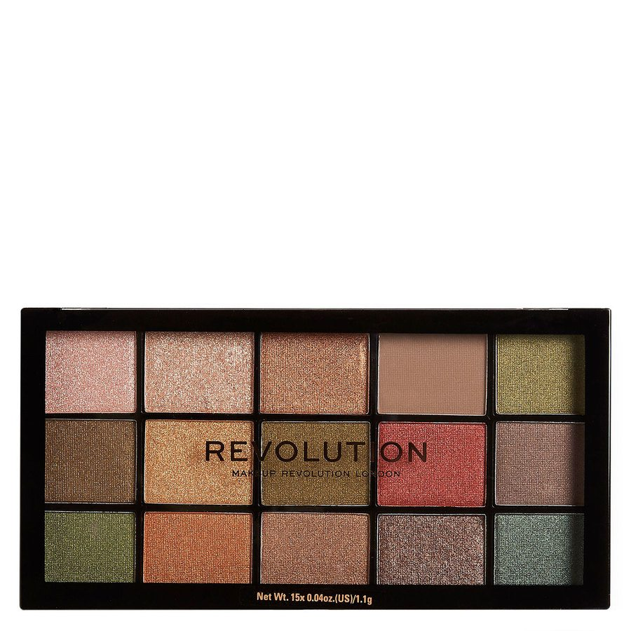Makeup Revolution Reloaded Palette Empire (15 x 1,1 g)