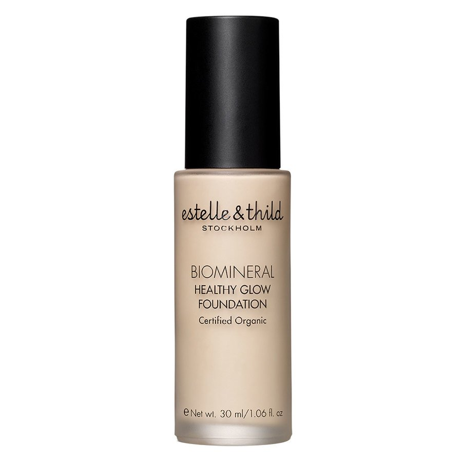 Estelle & Thild BioMineral Healthy Glow Foundation, #121 (30 ml)