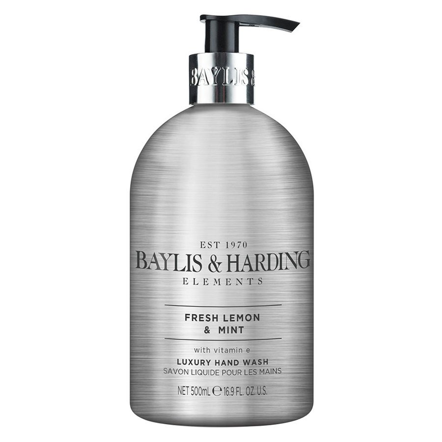 Baylis & Harding Elements Lemon & Mint Hand Wash 500ml