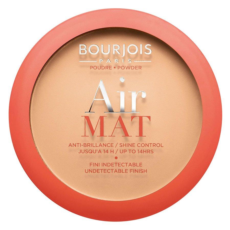 Bourjois Air Mat Compact Powder, 03 Apricot Beige (10 g)