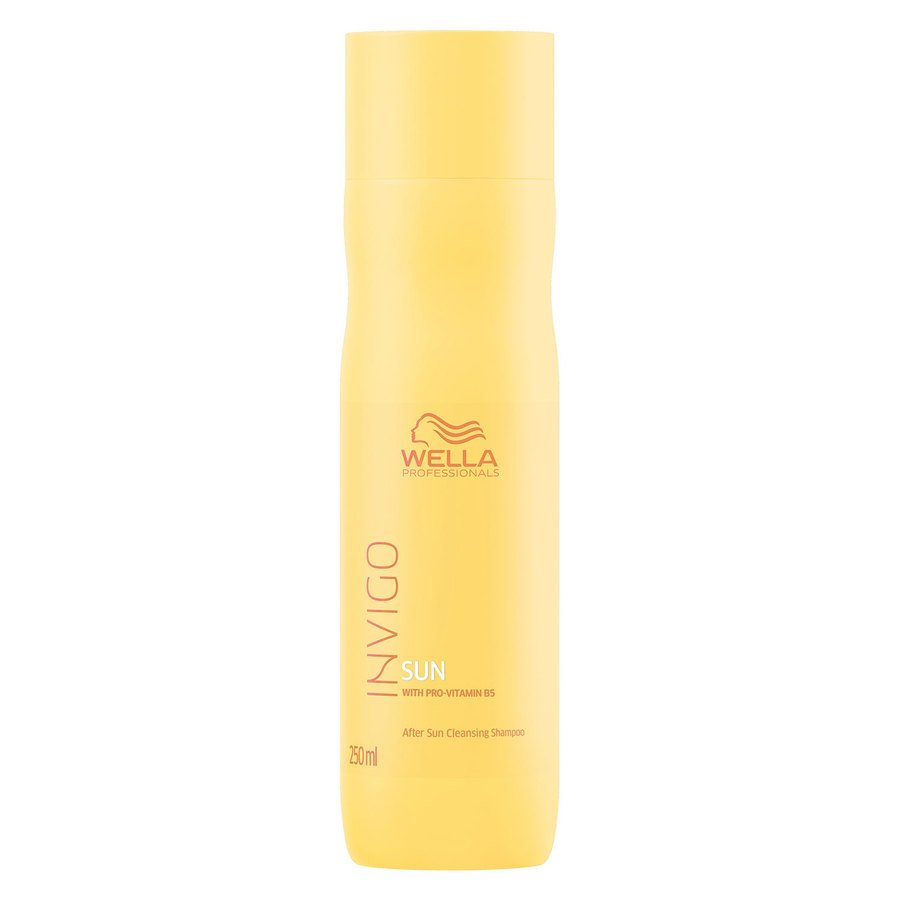 Wella Professionals Invigo Sun After Sun Cleansing Shampoo (250 ml)