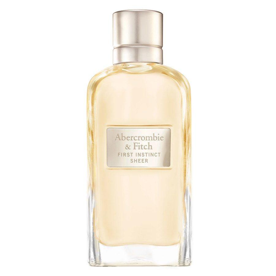 Abercrombie & Fitch First Instinct Sheer Woman Eau De Parfum 50ml