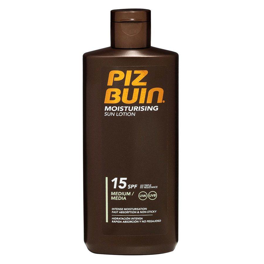 Piz Buin Moisturizing Sun Lotion SPF15 (200 ml)