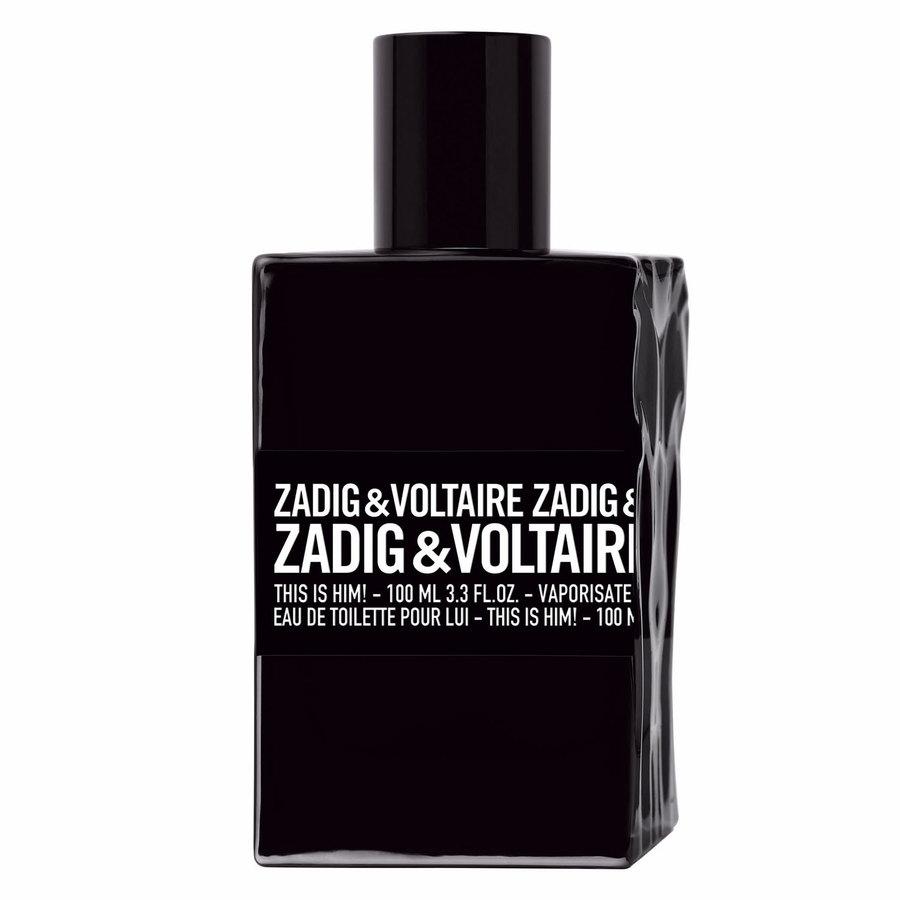 Zadig & Voltaire This Is Him Eau De Toilette (100 ml)