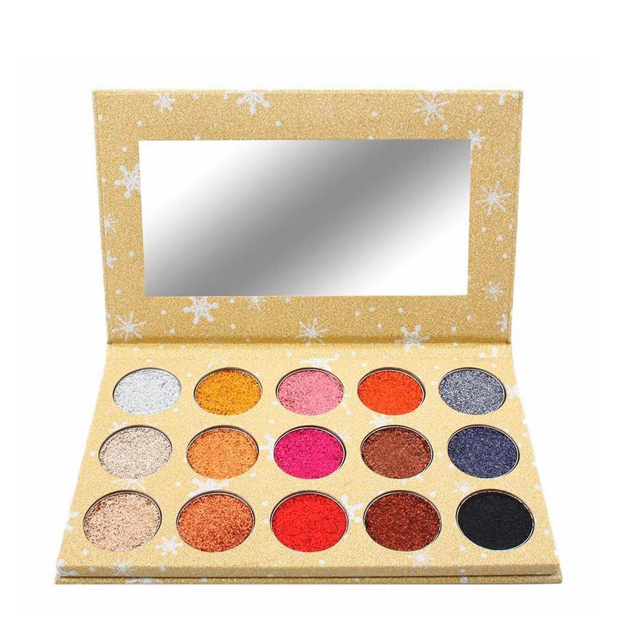 Smashit 15 Color Glitter Palette Mix 1