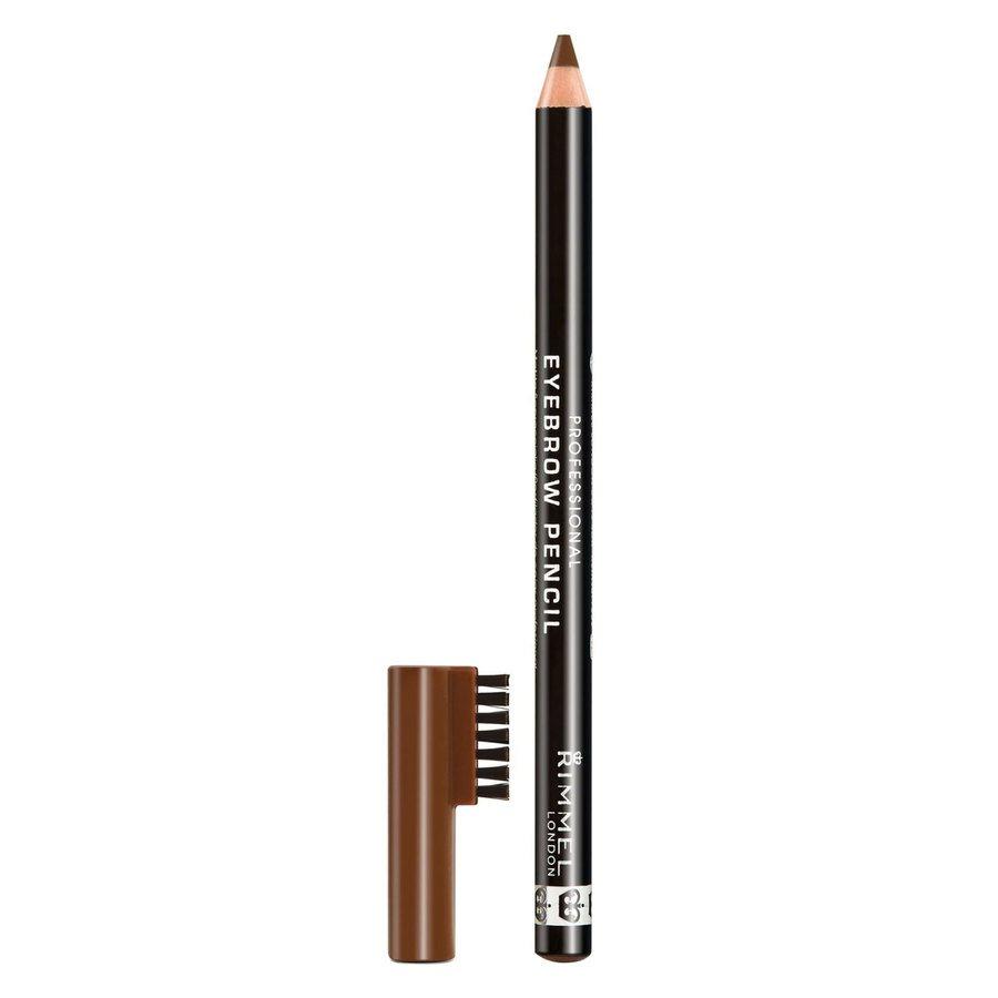 Rimmel London Professional Eyebrow Pencil, # 002 Hazel (1,4 g)
