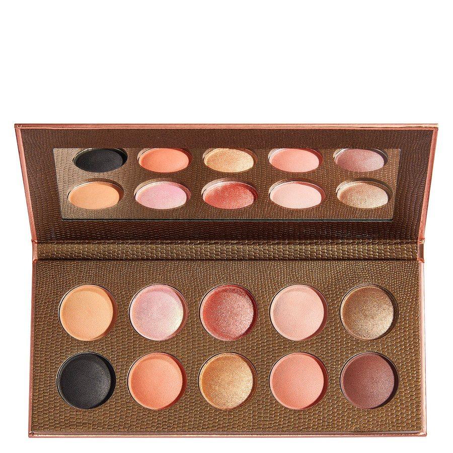 Makeup Revolution Pro Colour Focus, Bronze Palette 10 x 1,5