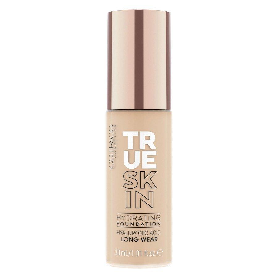 Catrice True Skin Hydrating Foundation, 015 Warm Vanilla 30 ml