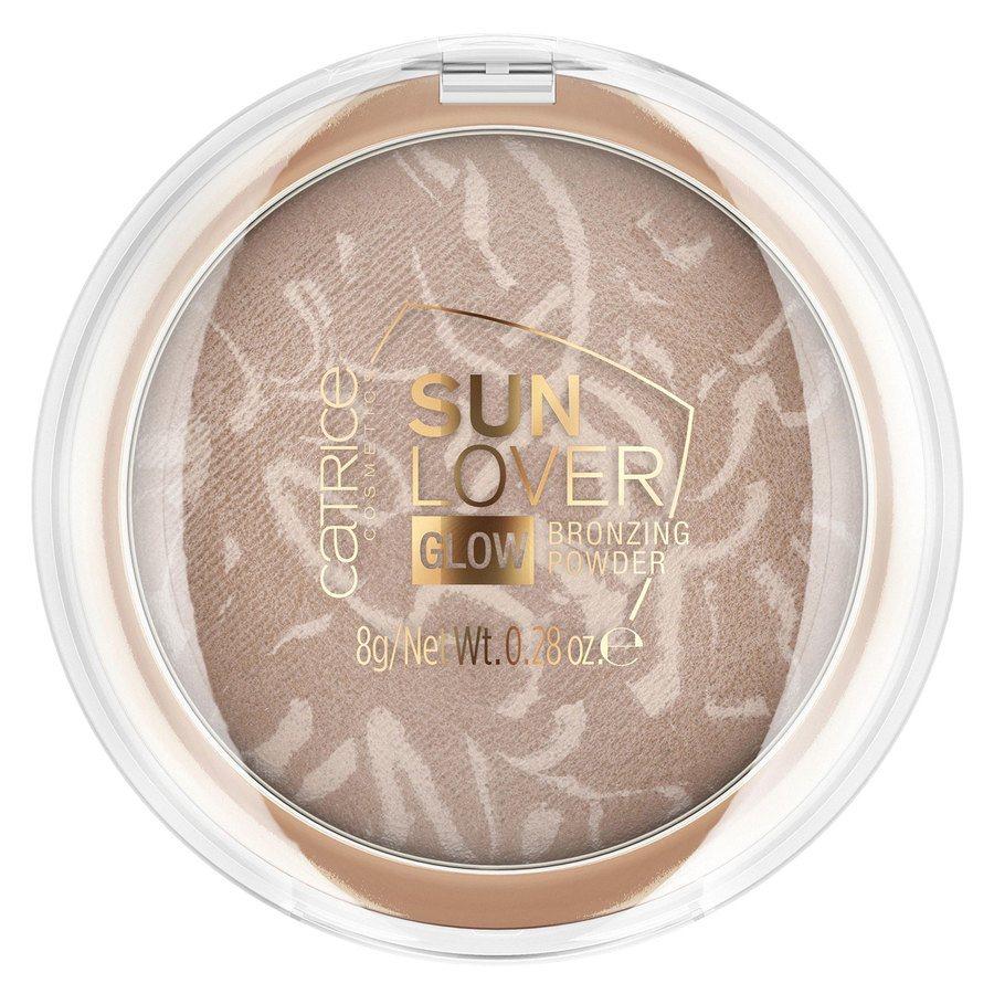 Catrice Sun Lover Glow Bronzing Powder, 010 Sun-Kissed Bronze 8 g