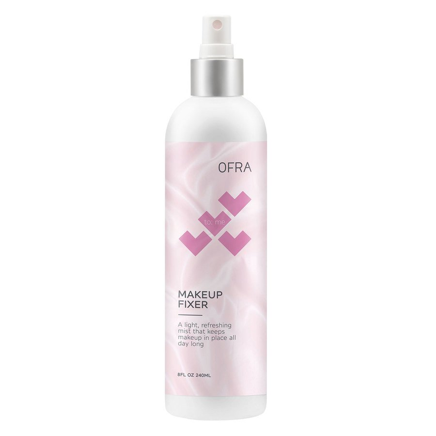 Ofra Rose Makeup Fixer Setting Spray (240 ml)