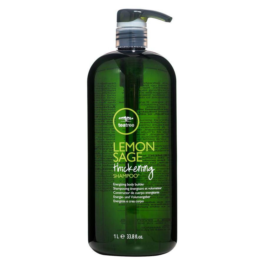 Paul Mitchell Tea Tree Lemon Sage Thickening Shampoo (1000 ml)