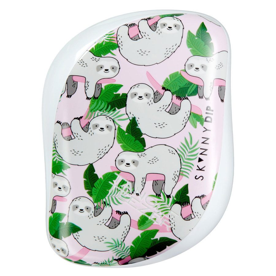 Tangle Teezer Compact Skinnydip So Slow Sloth