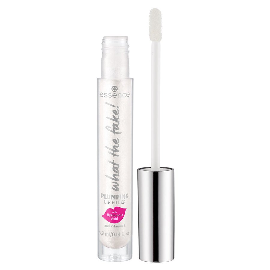 essence What The Fake! Plumping Lip Filler, 01 4,2 ml