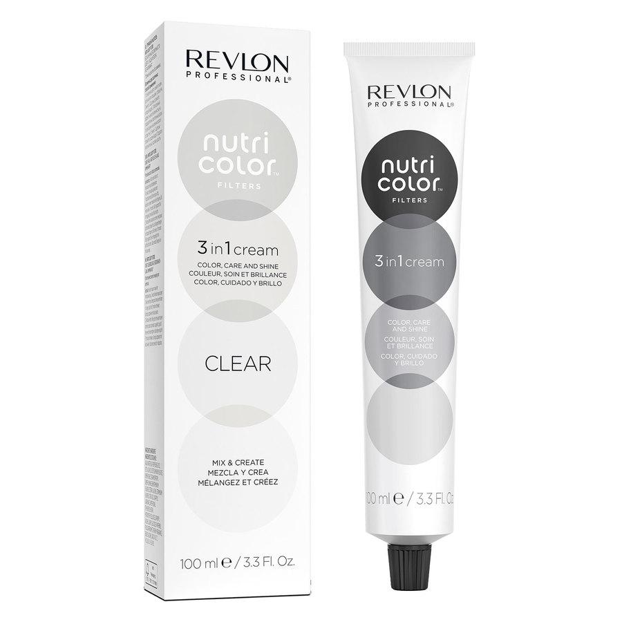 Revlon Professional Nutri Color Filters, Clear 100ml