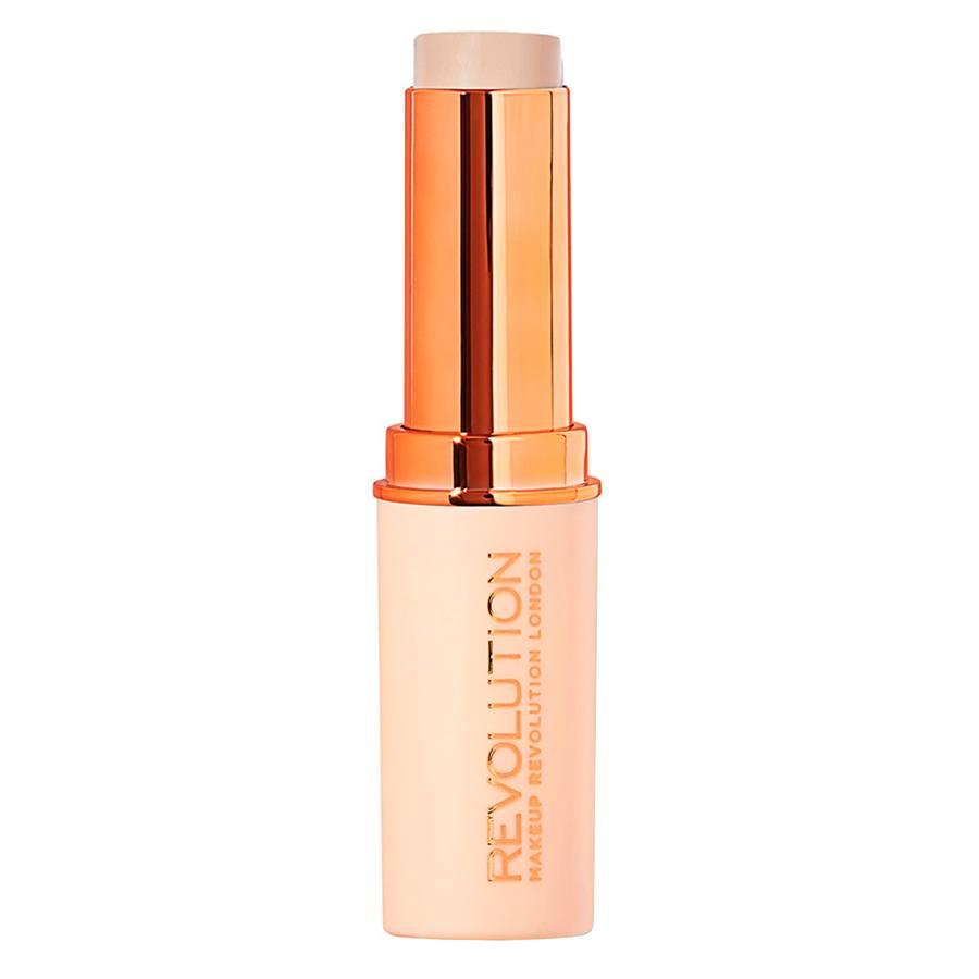 Makeup Revolution Fast Base Stick Foundation, F1 (6,2g)