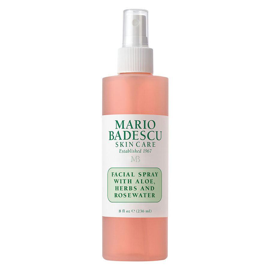 Mario Badescu Facial Spray With Aloe, Herbs & Rosewater 236 ml