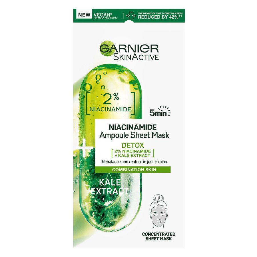 Garnier SkinActive Ampoules Tissue Mask Niacinamide 15 g