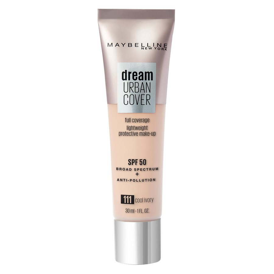 Maybelline Dream Urban Cover, #111 Cool Ivory (30 ml)