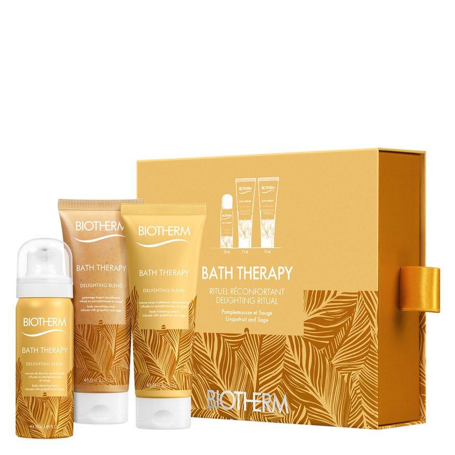 Biotherm Geschenkset Bath Therapy Delighting Blend Starter Set