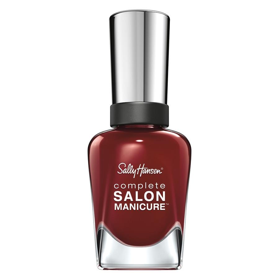 Sally Hansen Complete Salon Manicure 3.0, #610 Red Zin (14,7ml)