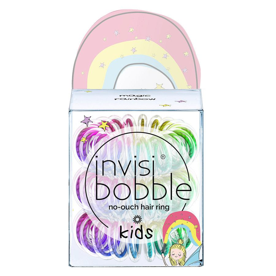 Invisibobble Kids, Magic Rainbow 3St.