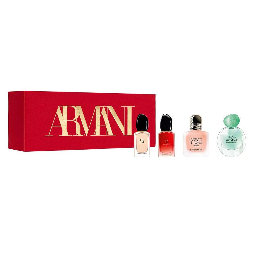 Giorgio Armani Mini Fragrances Christmas Box